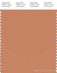 PANTONE SMART 16-1332X Color Swatch Card, Pheasant
