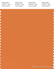 PANTONE SMART 16-1350X Color Swatch Card, Amberglow