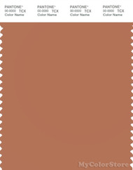 PANTONE SMART 16-1429X Color Swatch Card, Sunburn