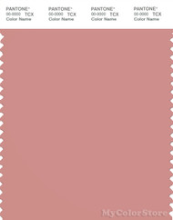 PANTONE SMART 16-1518X Color Swatch Card, Rosette