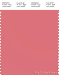 PANTONE SMART 16-1620X Color Swatch Card, Tea Rose