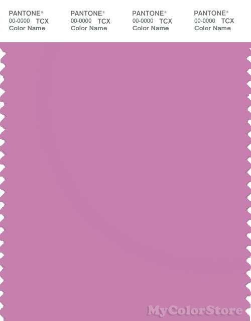 pantone smart 16 3115x color swatch card crocus