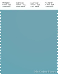 PANTONE SMART 16-4610X Color Swatch Card, Stillwater