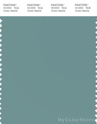 PANTONE SMART 16-4712X Color Swatch Card, Mineral Blue