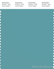 PANTONE SMART 16-4719X Color Swatch Card, Porcelain