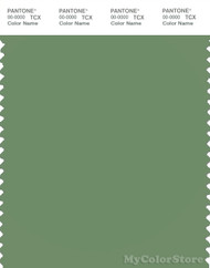 PANTONE SMART 17-0119X Color Swatch Card, Turf Green