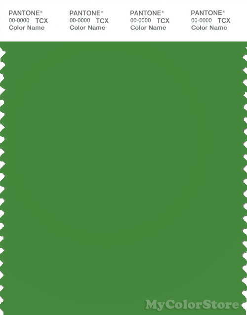 PANTONE SMART 17-0145X Color Swatch Card, Online Lime