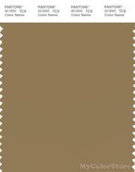 PANTONE SMART 17-1028X Color Swatch Card, Antique Bronze