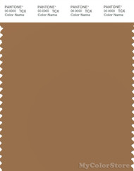 PANTONE SMART 17-1044X Color Swatch Card, Chipmunk