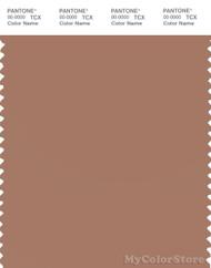 PANTONE SMART 17-1230X Color Swatch Card, Mocha Mousse