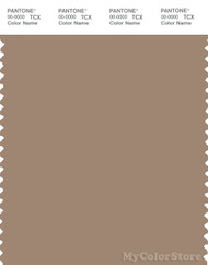 PANTONE SMART 17-1319X Color Swatch Card, Olivesheen