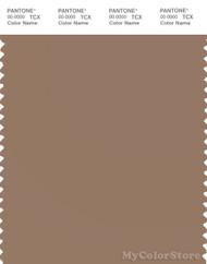 PANTONE SMART 17-1321X Color Swatch Card, Woodsmoke