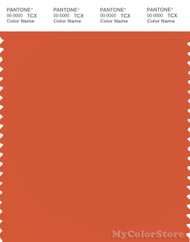 PANTONE SMART 17-1452X Color Swatch Card, Koi