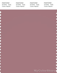 PANTONE SMART 17-1512X Color Swatch Card, Nostalgia Rose