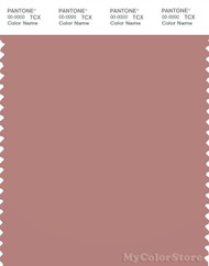 PANTONE SMART 17-1514X Color Swatch Card, Ash Rose