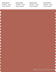 PANTONE SMART 17-1532X Color Swatch Card, Aragon