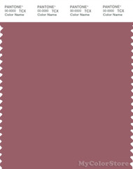 PANTONE SMART 17-1614X Color Swatch Card, Deco Rose