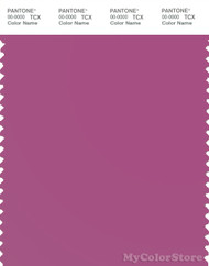 PANTONE SMART 17-2617X Color Swatch Card, Dahlia Mauve