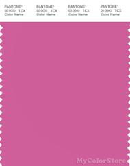 PANTONE SMART 17-2627X Color Swatch Card, Phlox Pink