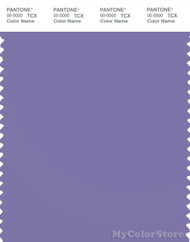 PANTONE SMART 17-3826X Color Swatch Card, Aster Purple