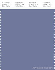PANTONE SMART 17-3922X Color Swatch Card, Blue Ice