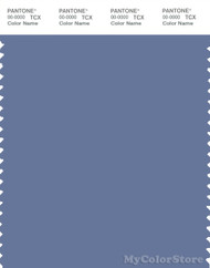 PANTONE SMART 17-3923X Color Swatch Card, Colony Blue