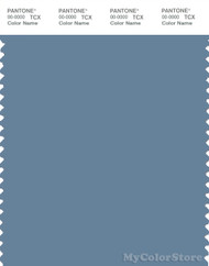 PANTONE SMART 17-4020X Color Swatch Card, Blue Shadow