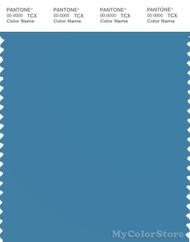 PANTONE SMART 17-4131X Color Swatch Card, Cendre Blue