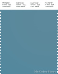 PANTONE SMART 17-4320X Color Swatch Card, Dull Blue