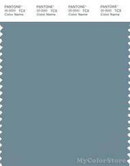 PANTONE SMART 17-4412X Color Swatch Card, Smoke Blue