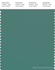 PANTONE SMART 17-5513X Color Swatch Card, Deep Sea