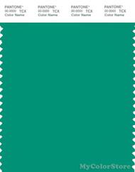 PANTONE SMART 17-5633X Color Swatch Card, Deep Green