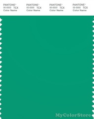 PANTONE SMART 17-5936X Color Swatch Card, Simply Green