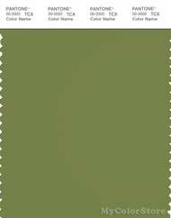 PANTONE SMART 18-0332X Color Swatch Card, Grasshopper