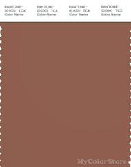 PANTONE SMART 18-1235X Color Swatch Card, Russet