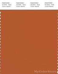 PANTONE SMART 18-1248X Color Swatch Card, Rust