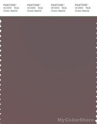 PANTONE SMART 18-1404X Color Swatch Card, Sparrow