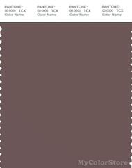 PANTONE SMART 18-1409X Color Swatch Card, Peppercorn