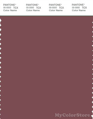 PANTONE SMART 18-1420X Color Swatch Card, Wild Ginger