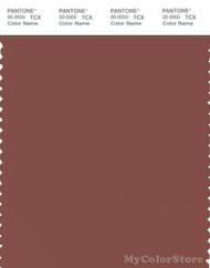 PANTONE SMART 18-1425X Color Swatch Card, Mahogany