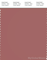 PANTONE SMART 18-1435X Color Swatch Card, Withered Rose