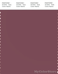 PANTONE SMART 18-1614X Color Swatch Card, Nocturne