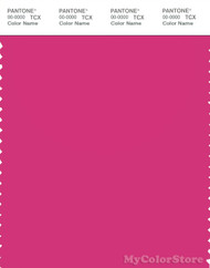 PANTONE SMART 18-2436X Color Swatch Card, Fuchsia Purple