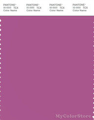 PANTONE SMART 18-3230X Color Swatch Card, Meadow Mauve