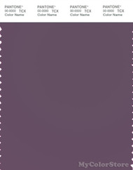 PANTONE SMART 18-3410X Color Swatch Card, Vintage Violet