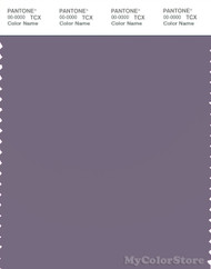 PANTONE SMART 18-3712X Color Swatch Card, Purple Sage