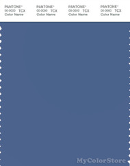 PANTONE SMART 18-3928X Color Swatch Card, Dutch Blue