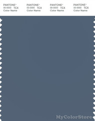 PANTONE SMART 18-4028X Color Swatch Card, Bering Sea