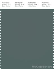 PANTONE SMART 18-5606X Color Swatch Card, Balsam Green