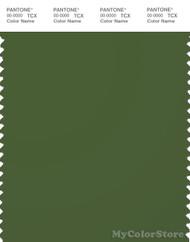 PANTONE SMART 19-0230X Color Swatch Card, Garden Green